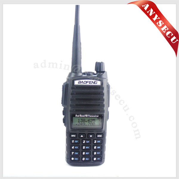 Genuine BaoFeng uv-82 Walkie Talkie Dual Band Two Way Radio Double PTT Button Portable Radio Hot Sale Model Pofung uv 82 ham