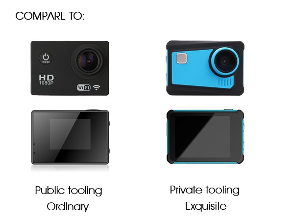 New arrival 1080p action camera, military night version car DVR, high level action cam
