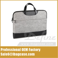 Felt Netbook Protective Bag Felt Computer Cover Sleeve Carrying Laptop Case Bag
