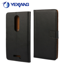 China suppliers wholesale mobile accessory mix colour leather stand case cover for moto x force