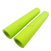ce rosh certified OEM manufacturer custom color and mould nbr rubber foam protective sleeve