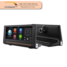 7inch multi-function 3g car dvr with gps navigator car dvr