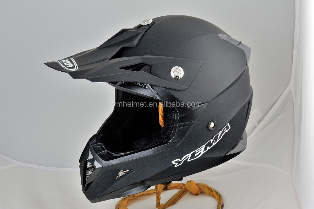 YM-915 Factory direct sale pupular design off road racing motorcycle helmet with EDOT approved