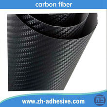 3D competitive carbon vinyl without air bubble for car wrapping