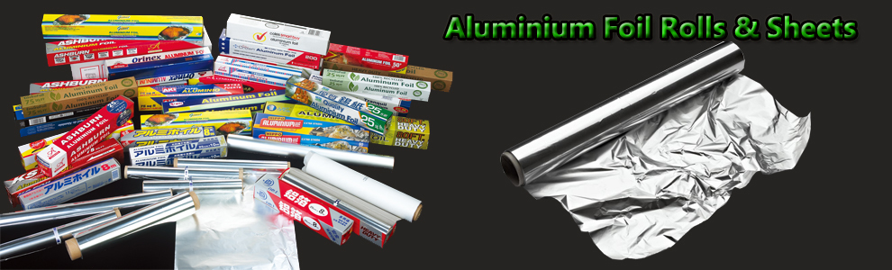 15 years OEM household food Aluminium Foil