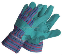 Industrial work hand gloves