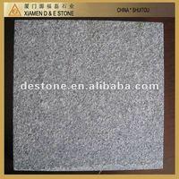 dark grey flamed granite paving stone