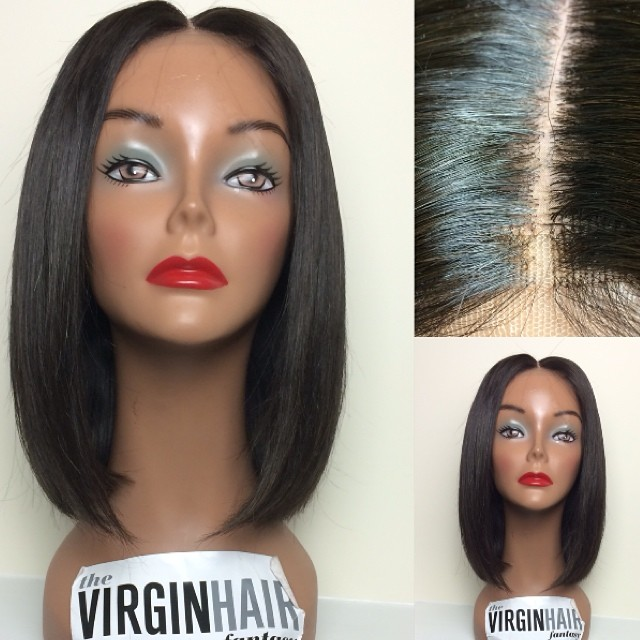 High quality factory prices short hair full lace wigs under 100 in manila