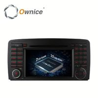 Wholwsale ownice Octa core android 6.0 Car DVD Radio for Mercedes Benz R Class W251 support rear camera dvr Mirror