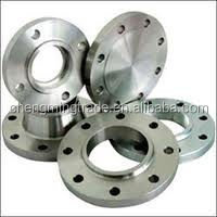 GOST/BS/API steel forged blind flange/ WNRF flange/ slip on flange