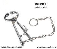 Jiangs 2015 New Bull Holder Harms Bull Nose Ring