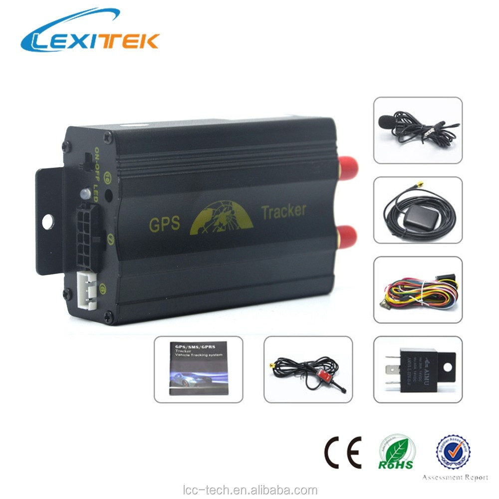 GT06 GPS Tracker Without Sim Card, gps car tracker