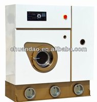 steam/ecletric heated Laundry Dry clean machine series