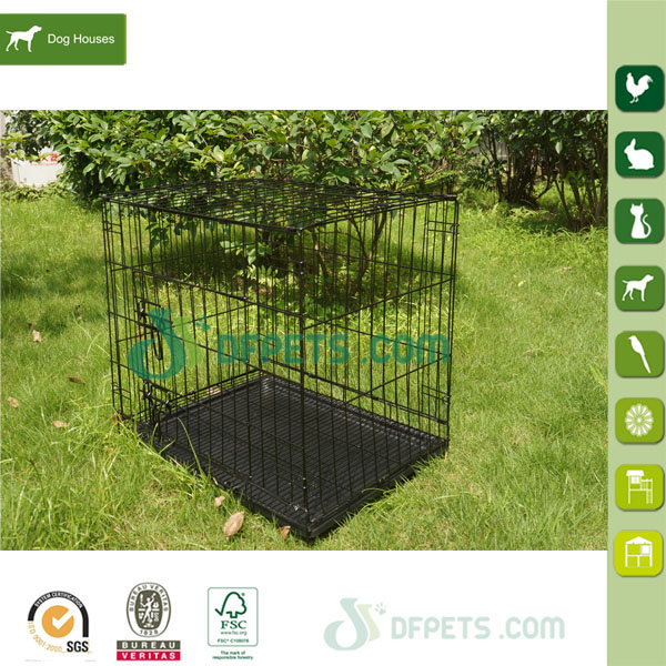 decorative chain link wire outdoor dog crate wholesale