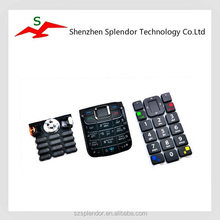 Customized silicone rubber keypads, keyboard, switch, button