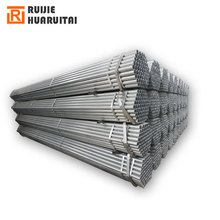 construction galvanized steel pipes corrugated galvanized steel culvert pipe diameter 32mm round tube