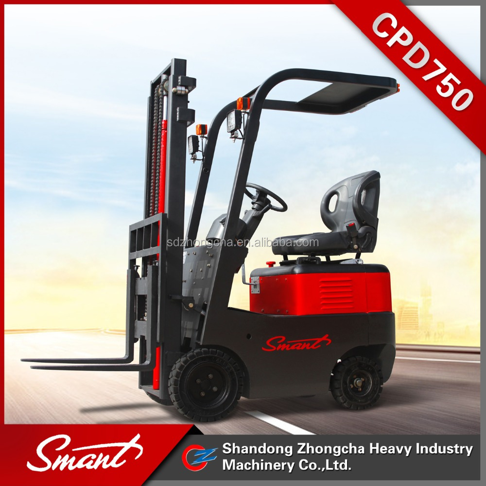 CPD750 hydraulic lifts cheap chinese tires mini trucks forklift price