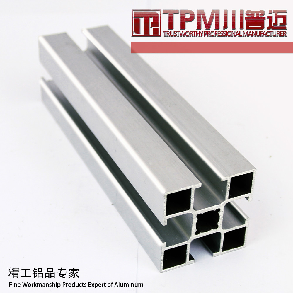 20 mm with 6mm T Slot aluminum profile in china