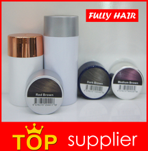 Thinning hair solution Fully keratin hair building fibers with high quality