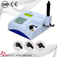 SK5001 high performance blood coagulation tests instrument with single channel