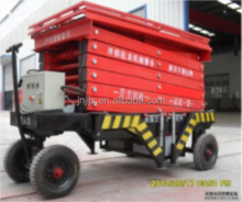 China lift manufacturer/Hydraulic mobile scissor lifts platform for workshop maintain