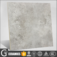 Marble finish aluminium honeycomb 600X600 edge flooring tile