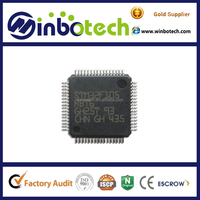 Electronic component IC STM32F105RBT6