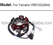 MOTORCYCLE MAGNETO STATOR FOR Yamaha YBR125(2004)