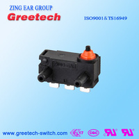 Best selling zippy micro switch 25t85 subminiature sealed micro switch 3a 250vac Zing Ear G303