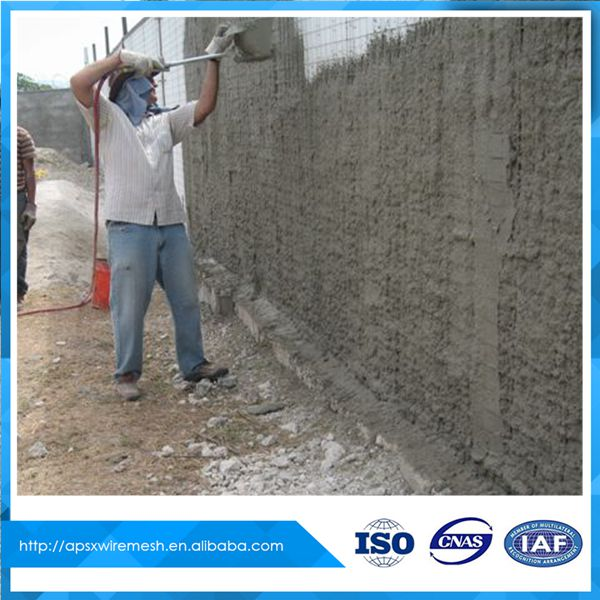 Galvanized Welded Stucco Wire Mesh