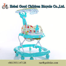 round Baby Walker and Baby Stroller china manufacturer