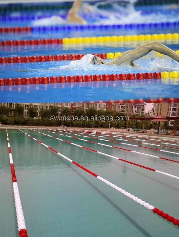 wholesale new swimming pool accessories swimming pool lane rope float line