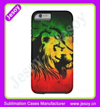 JESOY Alibaba Innovative Products Make Custom 3D Design For Iphone Sublimation Cover Case