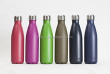 Double Walled Vacuum Insulated Stainless Steel Water Bottle for Hot or Cold Drinks BPA free