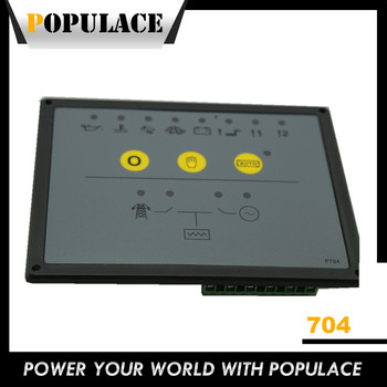 fuan generator controller 704 control module from china