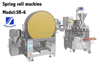 High quality spring roll making machine,