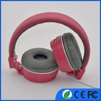 CE and ROHS Wired Headphone,Headset with Microphone for laptop & mobile phone
