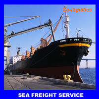 Cost effective Sea Container Shipping to Auckland USA from China