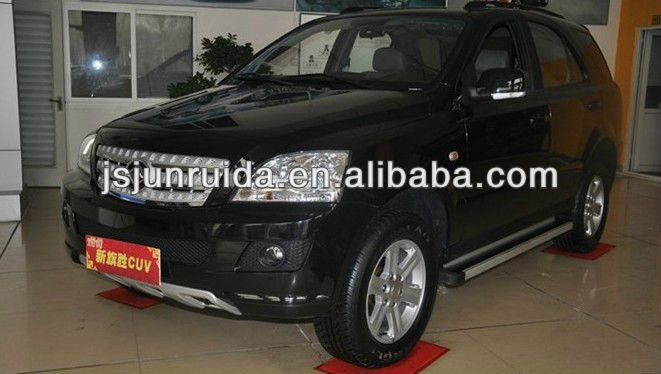 electric side steps,running boards ml350 for huanghai CUV