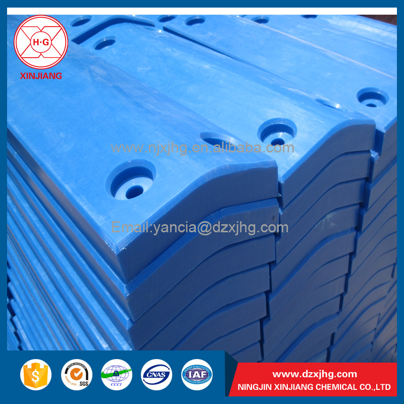 Impact resistance 30mm high quality dock uhmwpe fender board