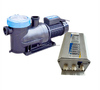 high quality solar swimming pool pump/DC powered pool pumps/bomba de la piscina