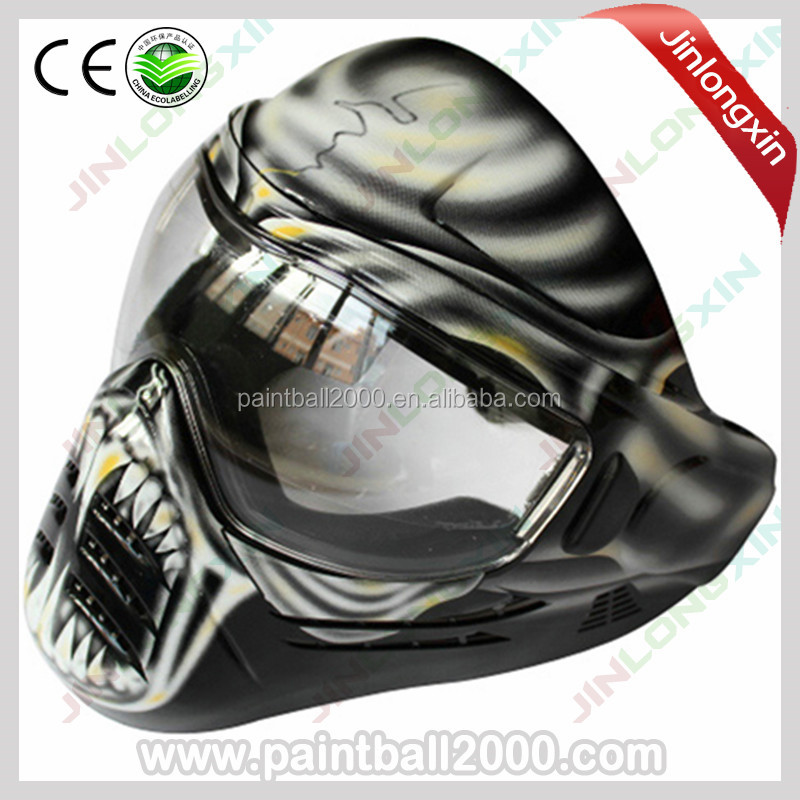 Save Phace Dictator Skull Series Airsoft Paintball Anti-Fog Lens Mask/Goggles