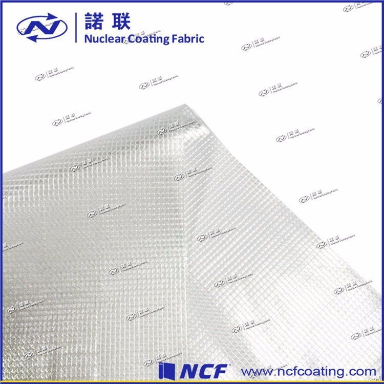 Anti-Static Flame Retardant Crystal Clear Pvc Tarpaulin