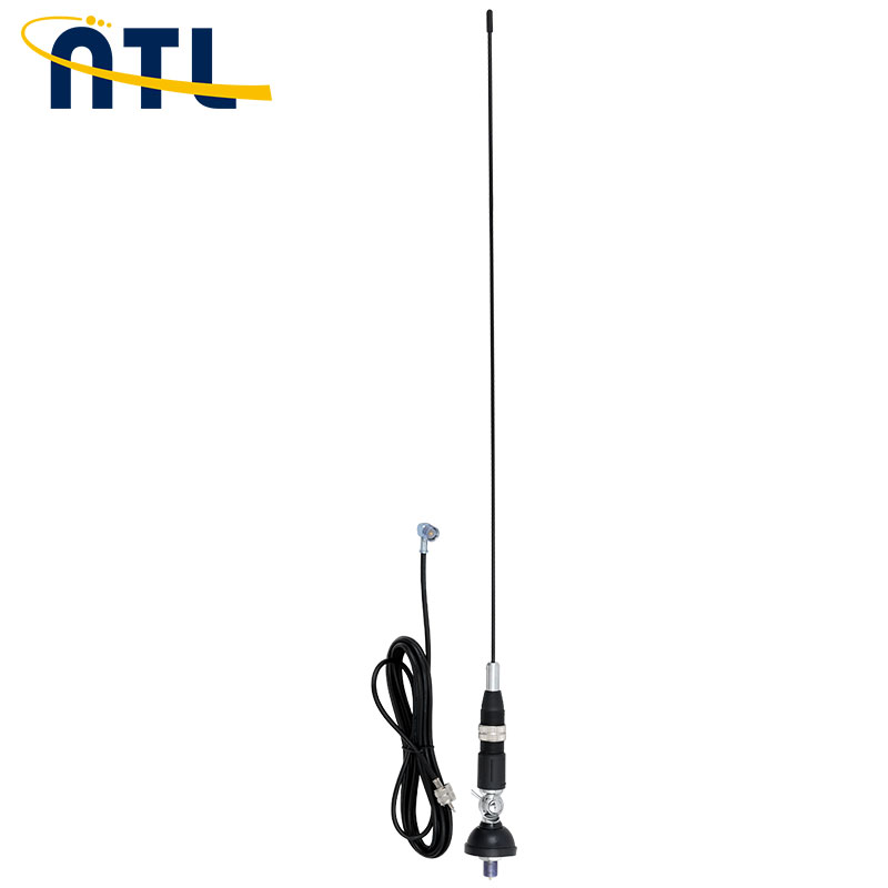 Manufacture Ham Two Way Radio Mount Tyep Car Mobile 27MHz CB Car <strong>Antenna</strong> for Communication