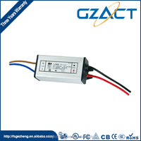 Safety Silvery constant current 240ma led driver