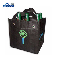 eco friendly non woven tote bag for wine