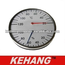 Wall Sauna Room Temperature Thermometer Hygrometer