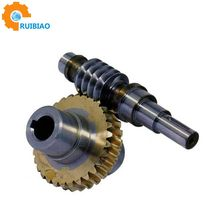 Worm wheel and worm gear,micro worm gear for Small transmission motor