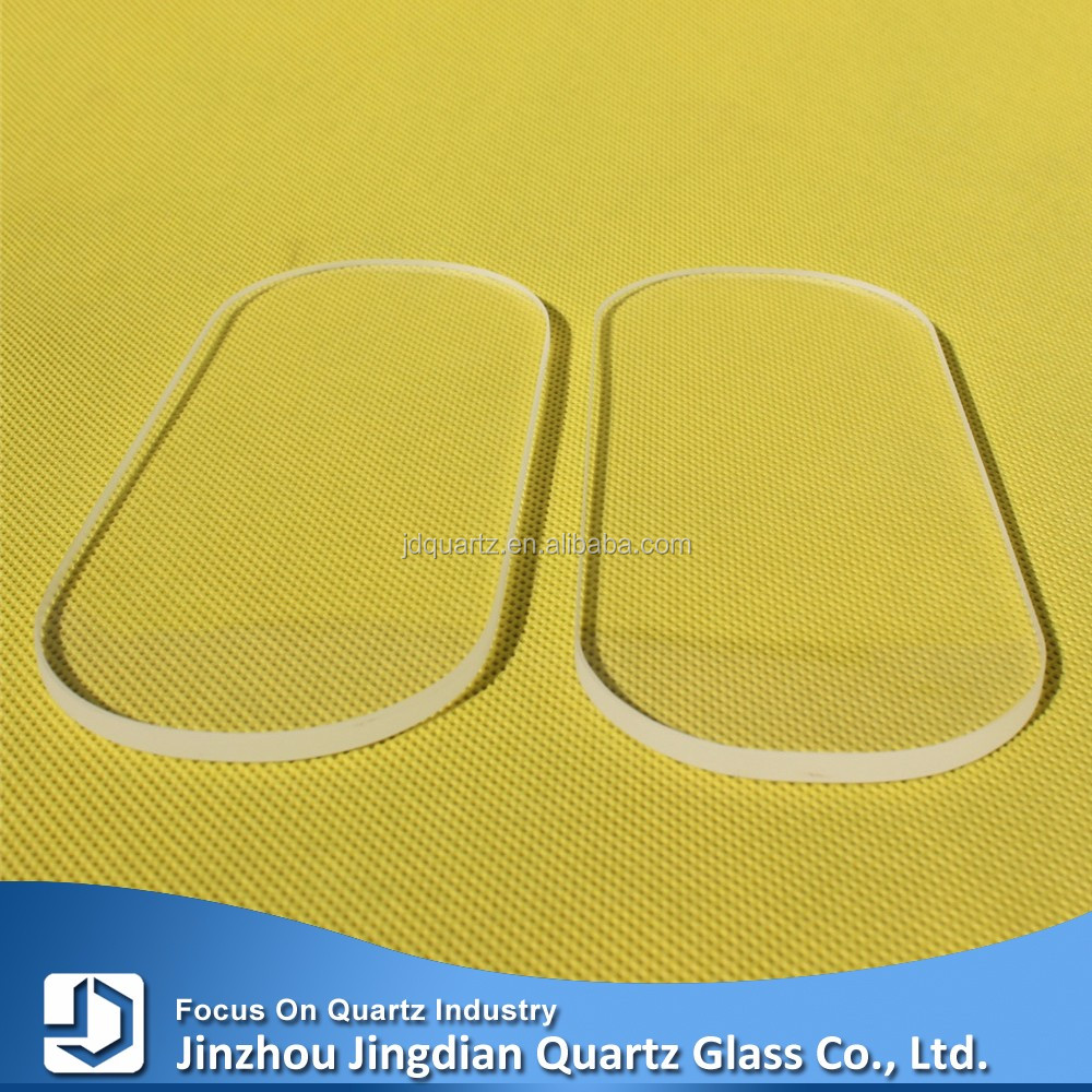 JD Round Gauge Glass made from Tempered Borosilicate 3.3 Glass