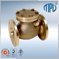 Wenzhou Brass DN 50 PN16 Swing Check valve